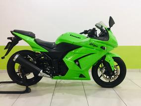 Kawasaki Ninja 250r Sem Detalhes