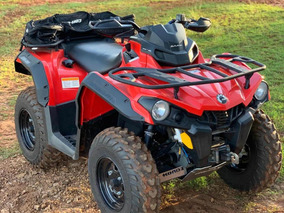 Cam-am Outlander 450