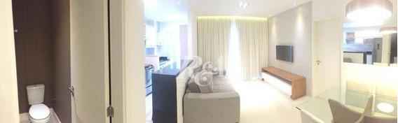 Apartamento Com 1 Dormitório Para Alugar, 57 M² - Gonzaga - Santos/sp - Ap2664