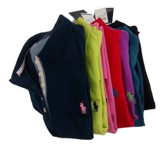 Chombas Polo Ralph Lauren Para Mujer Liquidacion