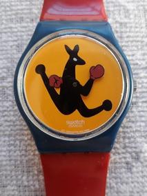 Relógio Swatch Vintage Boxe