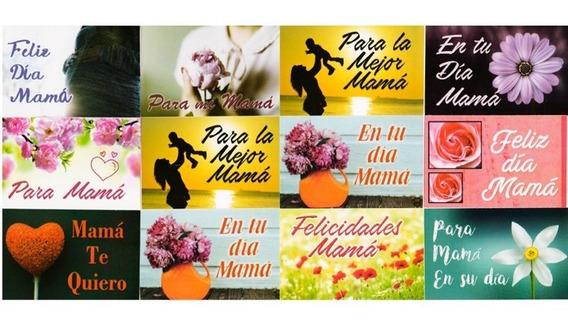 Tarjetas Minipersonales X240 Día De La Madre Mamá Regalo