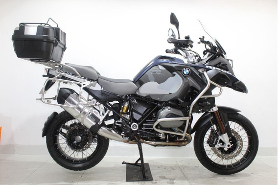 Bmw R 1200 Gs Adventure 2016 Azul