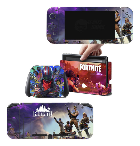 Skin Nintendo Switch Fortnite Battle Royale