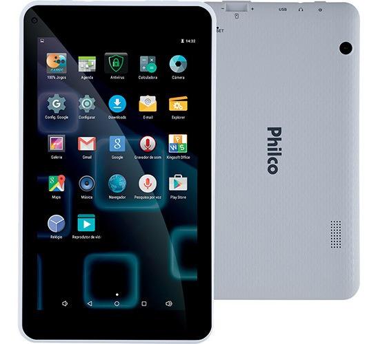 Tablet Philco Ph70b 8gb Wi-fi Tela 7 Android 5.1