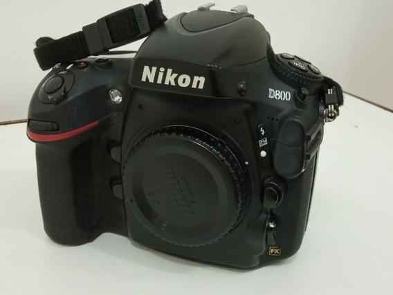 Câmera Nikon D800 Semi-nova