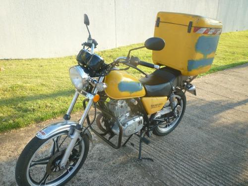 Suzuki Intruder 125 Cargo