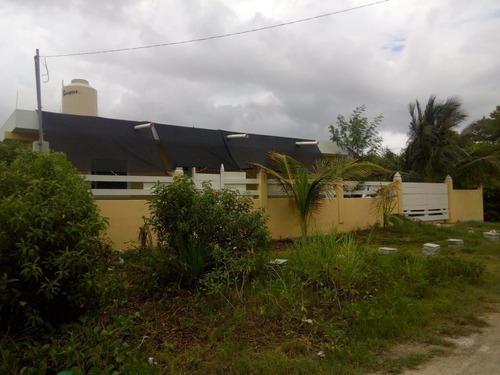 Bonita Casa/departamento En Esquina En Chicxulub