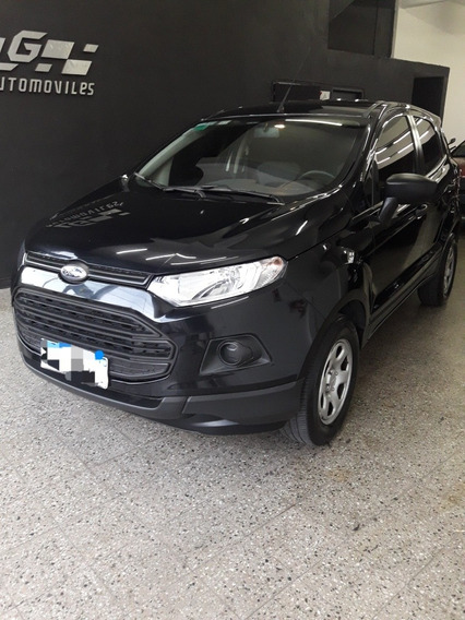 Ford Ecosport 1.6 S 110cv 4x2 2016