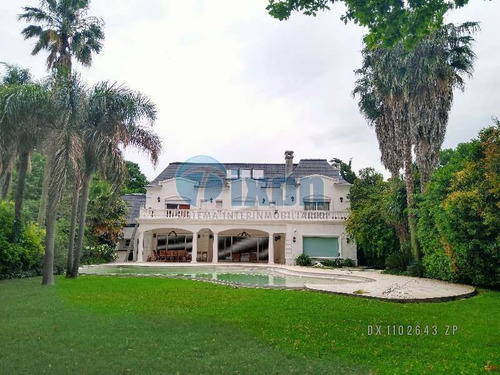 Lomas De San Isidro - Casa Venta Usd 2.450.000