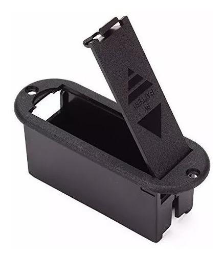 Case Box Caixa Bateria 9v Baixo Violão Guitarra