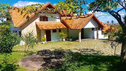 Chácara Rural À Venda, Condomínio Atmosphera Eco Residence, Lagoa Seca - Ch0003. - Ch0003