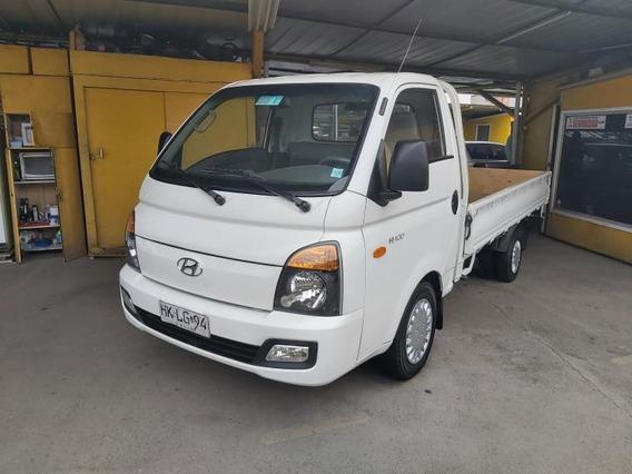 Hyundai Porter 2.5 Cs 2016