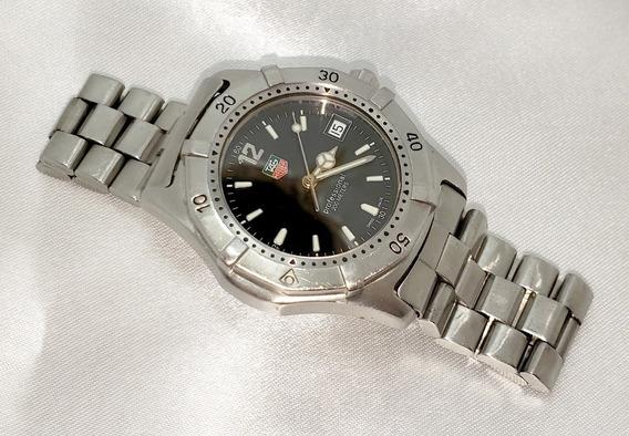 Relógio Tag Heuer 2000 Wk1110-0 Swiss Made Original