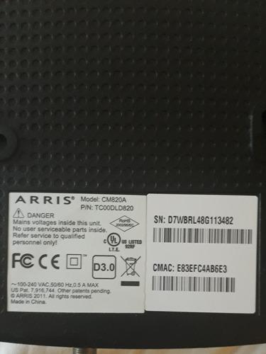 Imagen 1 de 2 de  Modem Touchstone Cable Modem  D3.0