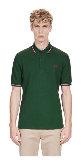 Fred Perry Polo M12 Hecha En Inglaterra Small