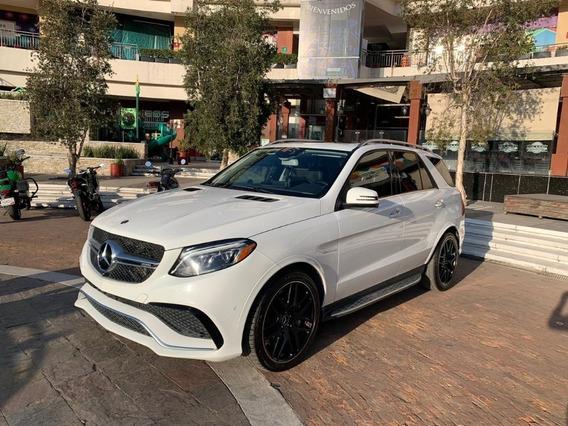 Mercedes Benz Gle 63 Amg 2018