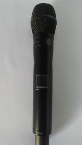 Microfone Sem Fio Ur2 Com Cápsula Skm9 Shure Original