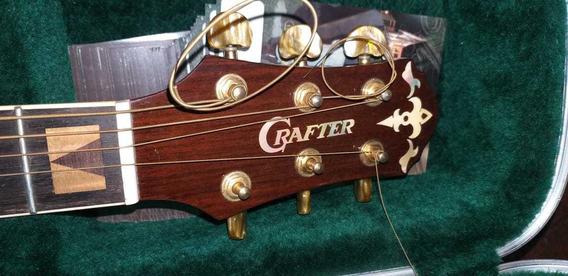 Guitarra Elecroacustica Crafter