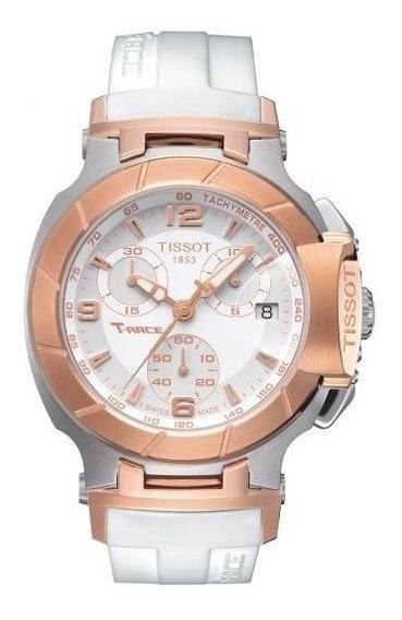 Reloj Tissot T0482172701700 Para Dama Correa De Caucho