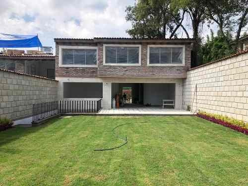 Residencia En Venta, Santiago Apostol, San Jeronimo Lidice