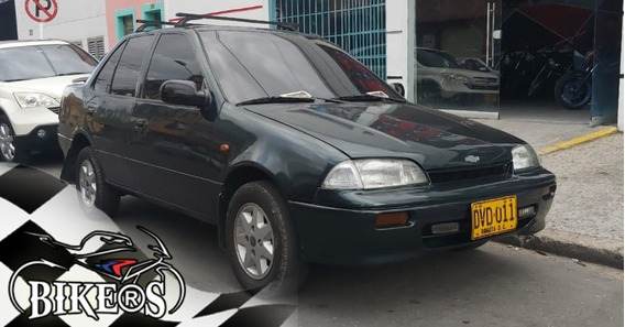 Chevrolet Swift 1300 1998, Papeles Nuevos, Recibo Tu Moto!!!