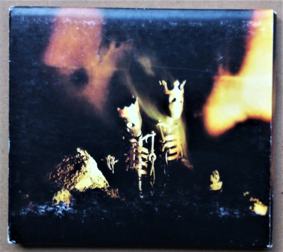 Cd Pearl Jam - Riot Act - Cd Usado - Cd Tipo Digipack