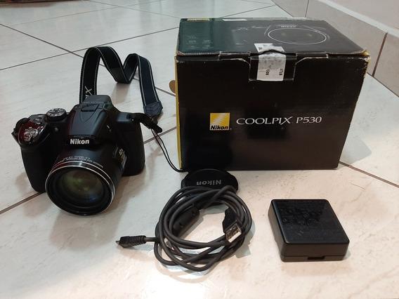 Máquina Fotográfica Nikon P530
