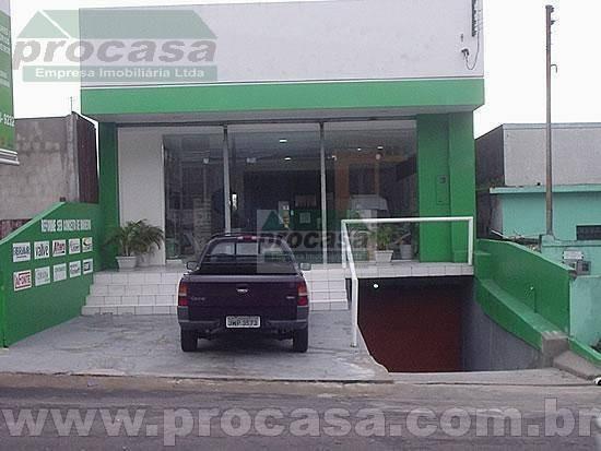 Prédio Para Alugar, 350 M² Por R$ 7.000,00/mês - Centro - Manaus/am - Pr0194