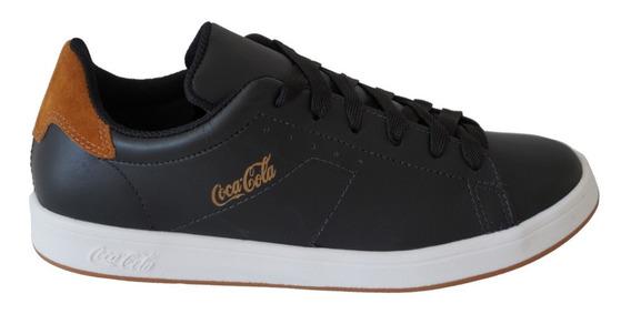 Tenis Masculino Coca-cola Cc1525