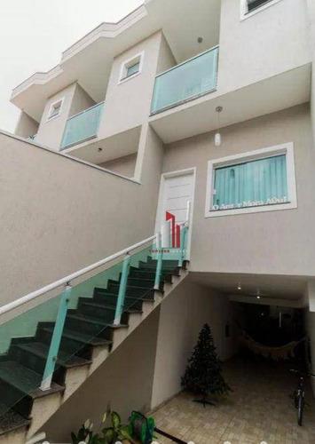 Imagem 1 de 30 de Sobrado À Venda, 150 M² Por R$ 620.000,00 - Jardim Nordeste - São Paulo/sp - So0311