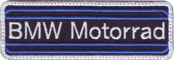 Bmw Motorrad Carros Parches Bordados Para Coser