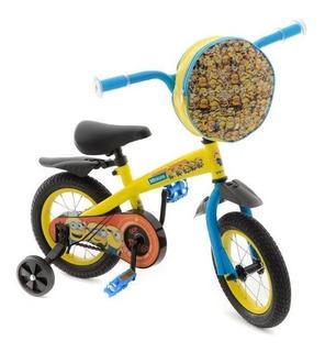 Bicicleta Veloci - Minion R12
