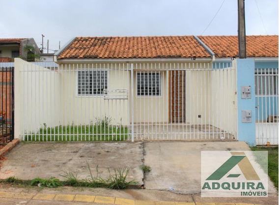 Casa Térrea Com 2 Quartos - 6002-l