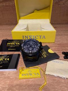 Relógio Invicta Excursion Modelo 24269 Original Manual Caixa