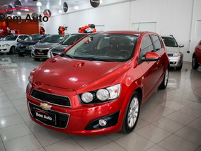 Chevrolet Sonic 1.6 Ltz Automático 2012