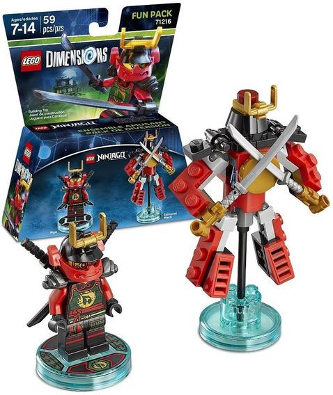 Lego Dimensions - Ninjago - Nya Fun Pack