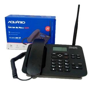 Telefone Celular Aquário Rural 2 Chip Ca-42s Desbloqueado