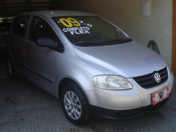 Volkswagen Fox 1.0 Vht City Total Flex 5p Prata 2009