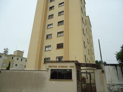 Apartamento Residencial Para Locação, Nova América, Piracicaba. - Ap0163