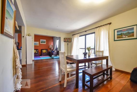 Apartamento No 3º Andar Com 4 Dormitórios E 3 Garagens - Id: 892949328 - 249328