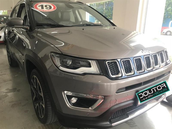 Jeep Compass 2.016v Flexlimited Automático 2019 / Compass 19