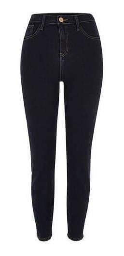 Calça Jeans Feminina Cintura Alta Skinny Mormaii 36 Até 48
