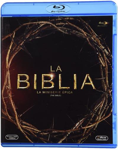 La Biblia La Miniserie Epica Blu Ray Nuevo