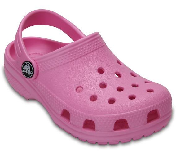 Sandalias Para Niñas Crocs Kids