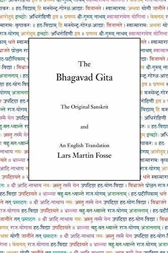 The Bhagavad Gita : Martin  Lars Fosse
