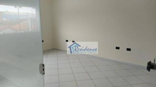 Sala Para Alugar, 125 M² Por R$ 1.650/mês - Vila Georgina - Indaiatuba/sp - Sa0147