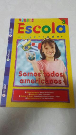 Revista Escola Ilustrada Gênios Número 3