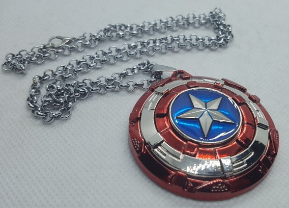 Collar Capitán America