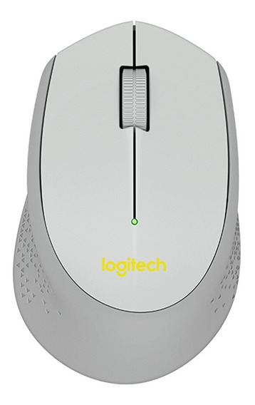 Mouse Inalámbrico Logitech M280 Wireless Gris Usb Mexx 4